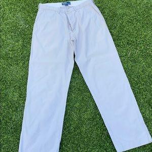 EUC men's Polo by Ralph Lauren khakis